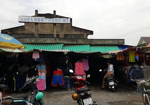 Chợ Long Thạnh Mỹ, Quận 9, Hồ Chí Minh, Việt Nam