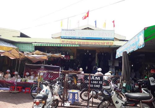 Chợ Phước Bình Cổng 2, Đường số 6, Phước Bình, Quận 9, TPHCM