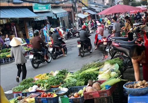 Chợ Tân Phú 2,  Đường số 154, Phường Tân Phú, Quận 9