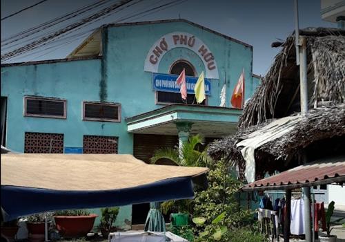 Chợ Phú Hữu, Đ Phan Văn Đáng, Phú Hữu, Nhơn Trạch, Đồng Nai