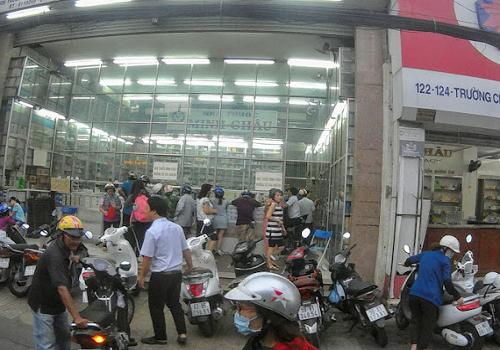 Nhà Thuốc Minh Châu - 126 Trường Chinh, Phường 12, Tân Bình, Thành phố Hồ Chí Minh