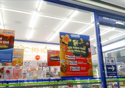 Nhà thuốc Pharmacity - 99 Cửu Long, Phường 15, Quận 10, Thành phố Hồ Chí Minh