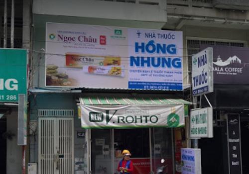 Nhà Thuốc Hồng Nhung - 41A Hồng Hà, Phường 2, Tân Bình, Thành phố Hồ Chí Minh