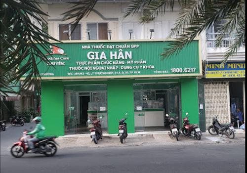 Nhà Thuốc Gia Hân - Gia Hân Pharmacy - 284 Lý Thường Kiệt, Phường 14, Quận 10