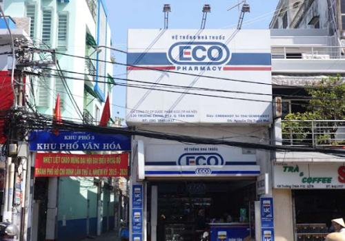 Nhà Thuốc Eco Pharmacy, 120 Trường Chinh, Phường 12, Tân Bình