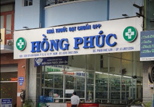 Nhà Thuốc Tư Nhân Hồng Phúc - 535 Sư Vạn Hạnh, Phường 12, Quận 10, Thành phố Hồ Chí Minh
