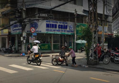 Nhà Thuốc Minh Châu - 226 Hai Bà Trưng, Tân Định, Quận 1, Thành phố Hồ Chí Minh
