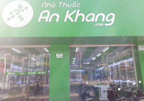 Nhà thuốc An Khang 904 Trần Hưng Đạo - 904 Đ. Trần Hưng Đạo, Phường 7, Quận 5