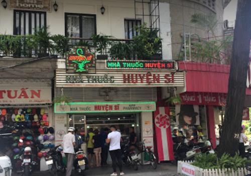 Nhà Thuốc Huyện Sĩ - 149 Nguyễn Trãi, Phường Phạm Ngũ Lão, Quận 1, Thành phố Hồ Chí Minh
