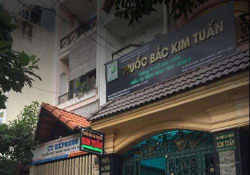 Nhà thuốc bắc gia truyền Kim Tuấn - A75/6E/17 Đ. Bạch Đằng, Phường 2, Tân Bình