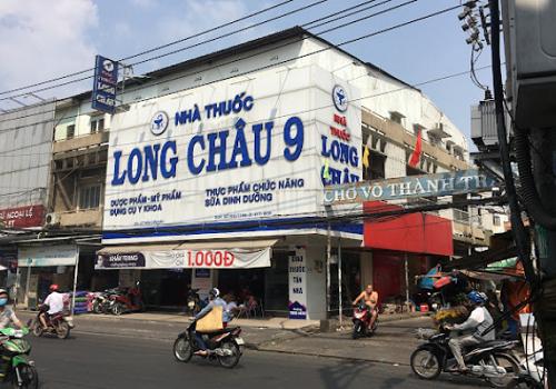 Nhà Thuốc Long Châu 9 - 1010 Âu Cơ, Phường 14, Tân Bình, Thành phố Hồ Chí Minh