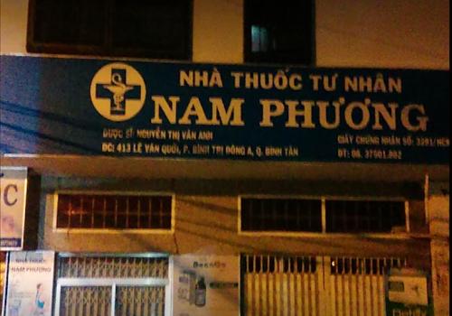 Nhà Thuốc Tây Nam Phương - 413 Lê Văn Quới, Bình Trị Đông A, Bình Tân, Thành phố Hồ Chí Minh
