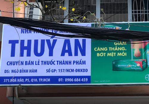 Nhà Thuốc Tư Nhân Thúy An - 371 Hoà Hảo, Phường 5, Quận 10, Thành phố Hồ Chí Minh