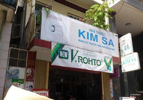 Nhà Thuốc Kim Sa - 322/5 An D. Vương, Phường 4, Quận 5, Thành phố Hồ Chí Minh