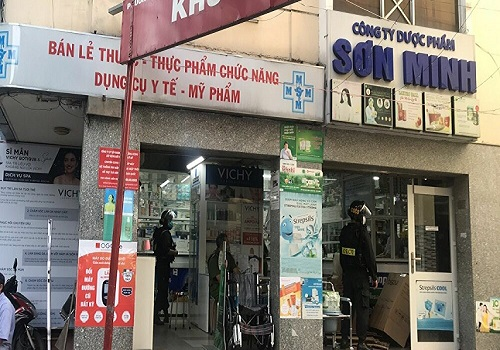 Nhà thuốc Mẫn Sơn Minh - 160 Đ. Phan Đình Phùng, Trung Dũng, Thành phố Biên Hòa, Đồng Nai