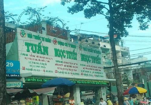 Nhà Thuốc Ngọc Tuyết, 35 Thuận Kiều, Phường 12, Quận 5