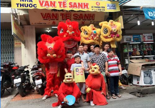 Nhà Thuốc Vạn Tế Sanh - 4 Lê Thánh Tôn, Tân An, Ninh Kiều, Cần Thơ