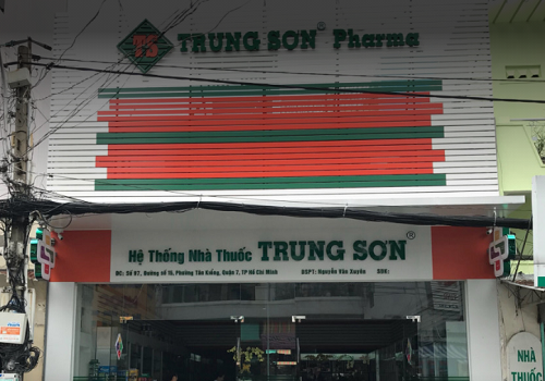 Nhà Thuốc Trung Sơn - 97 Đường Số 15, Tân Quy, Quận 7, Thành phố Hồ Chí Minh
