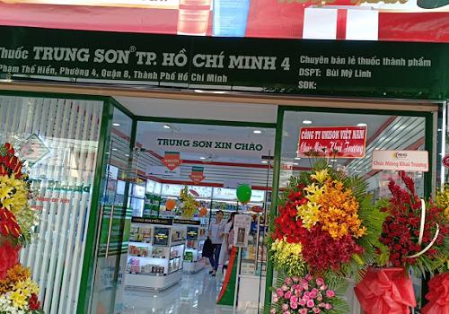 Nhà Thuốc Trung Sơn - 819 Phạm Thế Hiển, Phường 4, Quận 8, Thành phố Hồ Chí Minh