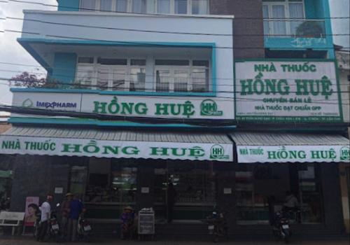 Nhà thuốc Hồng Huệ - 45 Đường Trần Hưng Đạo, Châu Văn Liêm, Ô Môn, Cần Thơ
