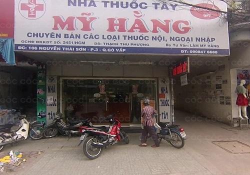 Nhà thuốc Mỹ Hằng - 106 Nguyễn Thái Sơn, Phường 3, Gò Vấp, Thành phố Hồ Chí Minh
