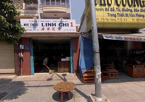 Nhà thuốc Linh Chi 1 - 576 Đường Hậu Giang, Phường 12, Quận 6, Thành phố Hồ Chí Minh