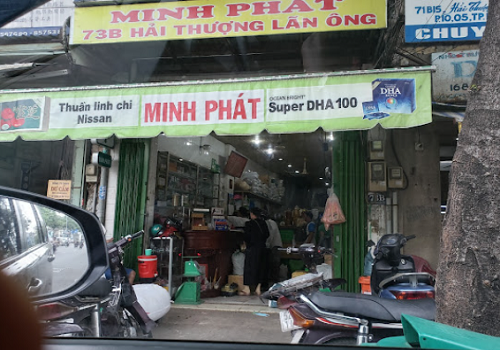 Hiệu thuốc Minh Phát - 73 Hải Thượng Lãn Ông, Phường 10, Quận 5, Thành phố Hồ Chí Minh
