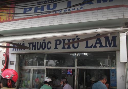 Nhà Thuốc Phú Lâm - 1019 Hồng Bàng, Phường 9, Quận 6, Thành phố Hồ Chí Minh
