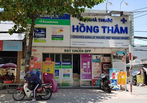 Nhà Thuốc Tư Nhân Hồng Thắm - 261 Đình Phong Phú, Tăng Nhơn Phú B, Quận 9, TPHCM