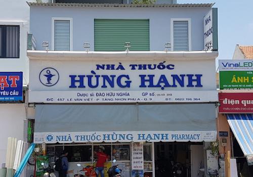 Nhà Thuốc Hùng Hạnh 1 - 457 Lê Văn Việt, Tăng Nhơn Phú A, Quận 9, Thành phố Hồ Chí Minh