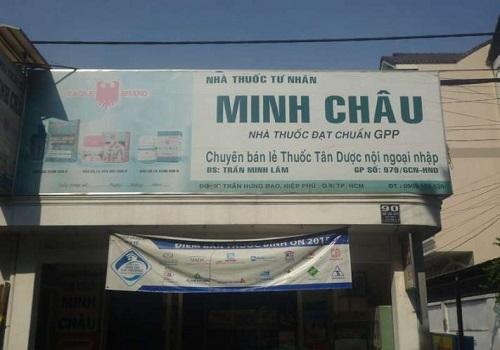Nhà Thuốc Minh Châu - 90 Đường Trần Hưng Đao, Hiệp Phú, 9, Thành phố Hồ Chí Minh