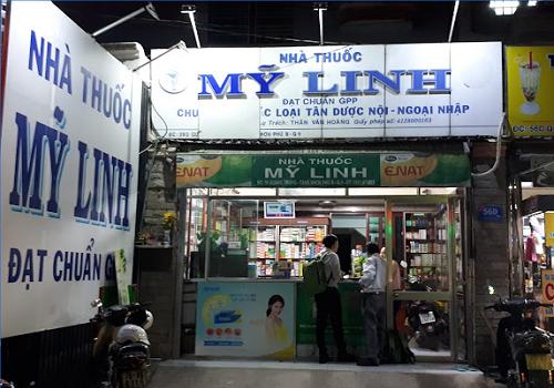 Nhà Thuốc Mỹ Linh - 56 Quang Trung, Khu phố 2, Quận 9, Thành phố Hồ Chí Minh