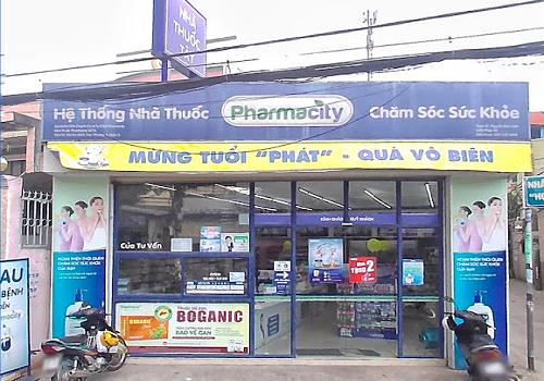Nhà thuốc Pharmacity - 160 Đường Bùi Minh Trực, Phường 5, Quận 8, Thành phố Hồ Chí Minh