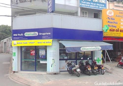 Nhà thuốc Pharmacity - 65A Lã Xuân Oai, Tăng Nhơn Phú A, Quận 9, Thành phố Hồ Chí Minh
