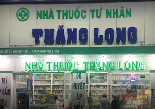 Hiệu thuốc Thăng Long - 377 Lê Văn Việt, Hiệp Phú, Quận 9, Thành phố Hồ Chí Minh