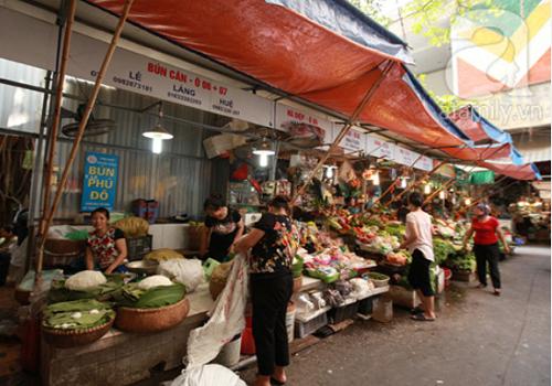 Chợ Hôm - Đức Viên, 79 Phố Huế, Hai Bà Trưng, Hà Nội
