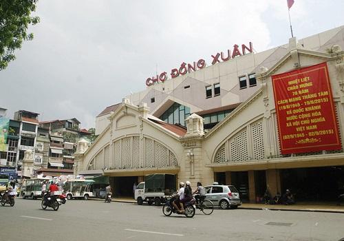 Chợ Đồng Xuân, Đồng Xuân, Quốc Oai, Hà Nội