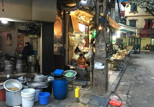 Chợ Hàng Bè, 4 Nguyễn Thiện Thuật, Hàng Bạc, Hoàn Kiếm