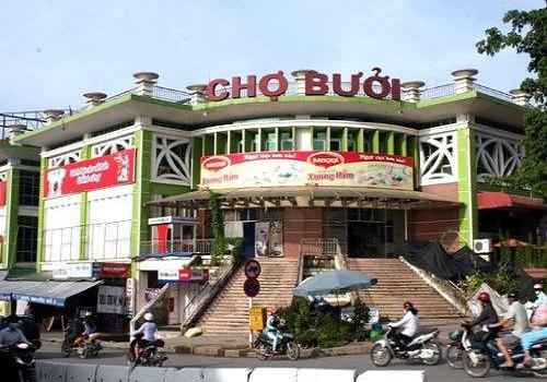 Chợ Bưởi, Đ. Lạc Long Quân, Bưởi, Tây Hồ, Hà Nội