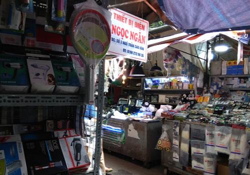 Chợ Trời 33 Thịnh Yên, Phố Huế, Hai Bà Trưng, Hà Nội