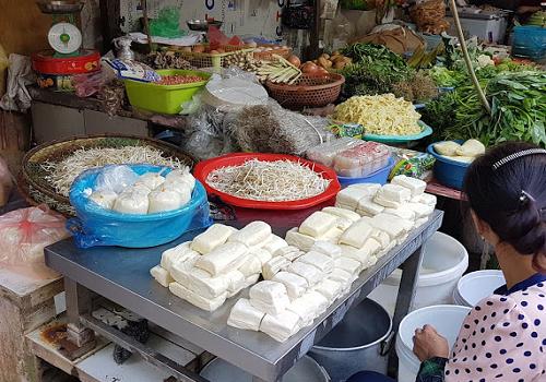Chợ Châu Long, Châu Long, Trúc Bạch, Ba Đình, Hà Nội
