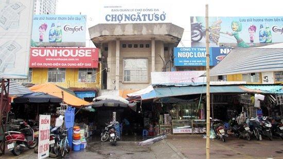 Chợ Ngã Tư Sở, Nguyễn Trãi, Thượng Đình, Thanh Xuân, Hà Nội