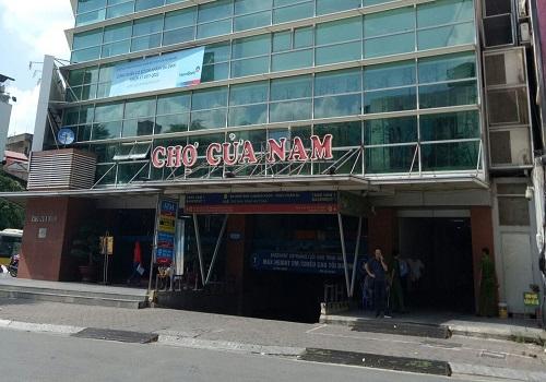 Chợ Cửa Nam - 34 Cửa Nam, Hoàn Kiếm, Hà Nội