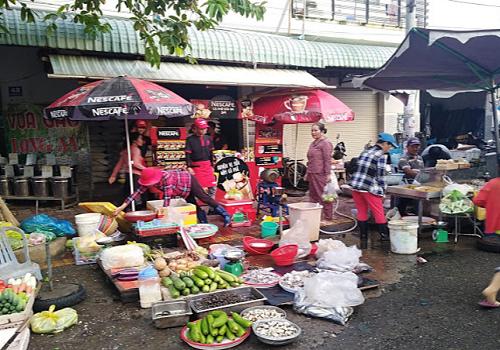 Chợ Ngọc Hà, Đ Hoàng Diệu, TT. Phú Mỹ, Tân Thành, Bà Rịa Vũng Tàu