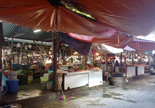 Chợ Tạm Trung Hòa - Ngõ 43 Trung Kính, Trung Hoà, Cầu Giấy, Hà Nội