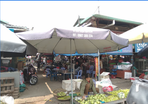 Chợ Đầu Mối Phía Nam - Phố Tân Mai, Hoàng Văn Thụ, Hoàng Mai, Hà Nội
