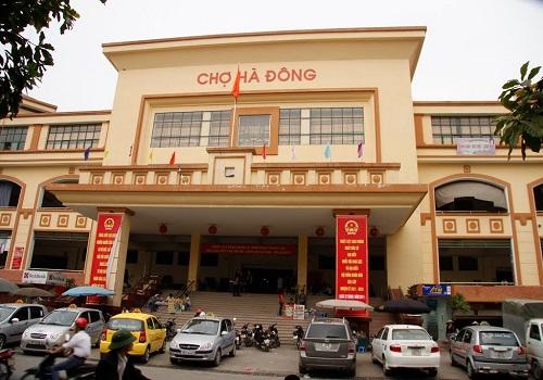 Chợ Hà Đông, Lê Lợi, P. Nguyễn Trãi, Hà Đông, Hà Nội