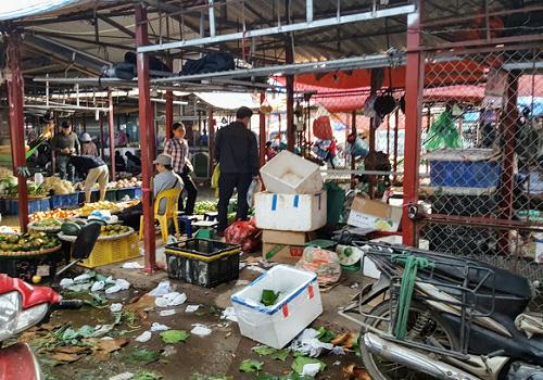 Chợ Đêm Nông Sản Văn Quán, Đường Chiến Thắng, Khu đô thị Văn Quán, Hà Đông