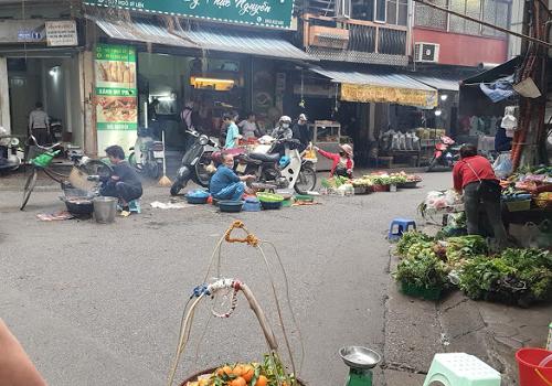 Chợ Ngô Sỹ Liên, 14 Nguyễn Như Đổ, Văn Miếu, Đống Đa