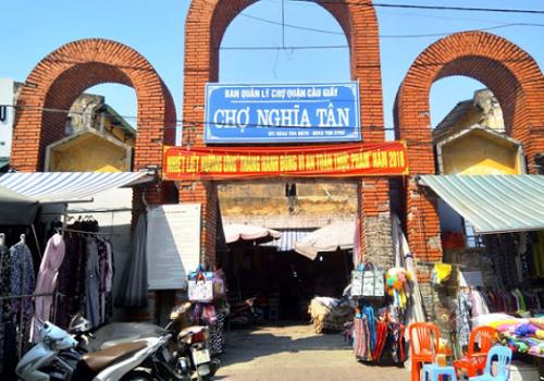 Chợ Nghĩa Tân, KIỐT 1 P. Nghĩa Tân, Nghĩa Tân, Cầu Giấy
